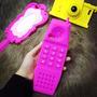 Capa Telefone Rosa Pink Para Iphone 6 (4.7) & 6 Plus (5.5)