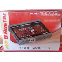 Módulo De Som Bb1600gl B Buster 1600 Wats Acrílico Novo