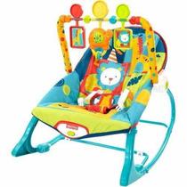 Cadeirinha Bebê Descanso Vibratória X7046 Fisher Price