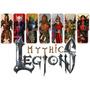 Mega Lote Mythic Legions Coleção 13 Figuras