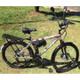 Bicicleta Elétrica Alumínio Wind Bikes 250 W. 36 V. Lithium