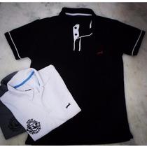 Kit Com 10 Camisas Masculina Polo Mcallister