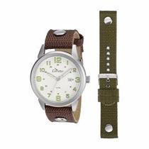 Relógio Condor Masculino Troca Pulseira Co2115um/3b