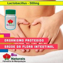 Lactobacillus - 100mg - 120 Cápsulas - 212
