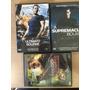 Lote Dvds - Trilogia - Coleção - A Identidade Bourne 1,2,3