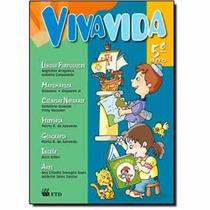 Livro Viva Vida Integrado 5º Ano