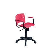 Cadeira Escritório Executiva Cd240 - Vermelha