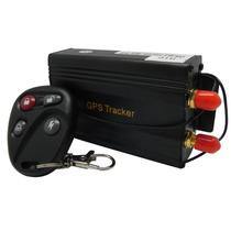 Rastreador Gps Tracker Bloqueador Tk 103b Imei 86868 Botão