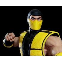 Mortal Kombat Klassic: Estátua Scorpion 1/4 - Pop Culture