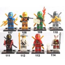 Boneco Lego Ninja - Herois E Vilões Marvel - Ninjago
