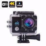 Camera Action Go Cam Pro Sport Ultra 4k Full Hd Prova D'agua