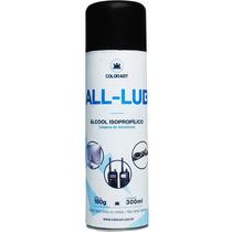 Álcool Isopropílico Spray Coloarart 300ml Limpa Eletônica