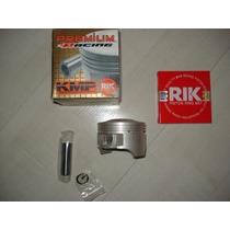 Kit Pistao Taxado Aneis Rik Competição Crf 230 67mm 240cc