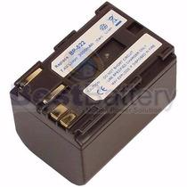 Bateria Câmera Digital Canon- Bateria Filmadora Bp-522
