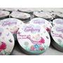 30 Latinhas Personalizadas Recheadas Com Chocolate Confetti