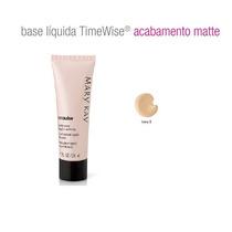 Base Liquida Timewise Mary Kay Matte Ivory 5