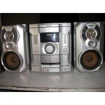 Aparelho De Som Sony Mod: Hcd-rg111 Com 2 Cx De Som, Usado.