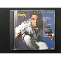Cd O Dono Do Mundo Internac. Som Livre Novelas Globo 1991
