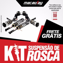Suspensão Rosca Macaulay Oficial - Parati G3