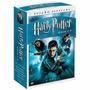 Harry Potter 1 A 5 Box Com 6 Dvds 5 Filmes Lacrado Original