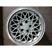 Roda Original Gm Omega Cd Bbs Aro 15 Usada Avulsa