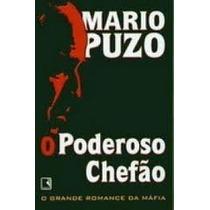 Livro O Poderoso Chefão Mario Pyzo O Grande Romance Da Mafia