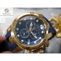 I N V I C T A Relógio Invicta Venom 6113 Banhado Ouro 18k