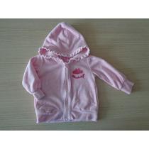 Jaqueta Lilica Ripilica Baby Original Em Plush Rosa