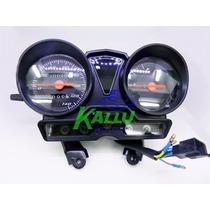 Painel Completo Para Ybr 125 Factor 09 Kallu Motos