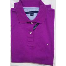 Camisa Gola Polo Tommy Original!! Combo 4 Peças Femininas