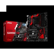 Placa Mãe Msi Z170a Gaming M5 Lga 1151 Intel Z170 Usb3.1