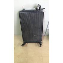 Radiador De Água E Condensador Do Ar Jetta 2.5 Original