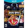 Angry Birds Star Wars Nintendo Wii U Novo Original Promoção