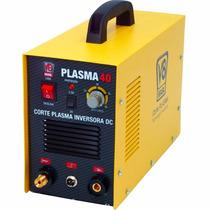 Corte Plasma Cut 40 / 60hz / 220v - V8 Brasil
