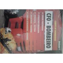 Livro Impresso Cfo - Bombeiro Rj Volume I E Ii R$ 80,00