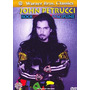 Dvd, Video, Aula, Guitarra, Jon Petrucci Rock,musica,baixo,