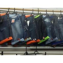 Kit Com 15 Peças Bermudas Jeans Masculina Várias Marcas