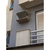 Redes De Proteção Anti Pássaros-ar Condicionado-kit Pronto