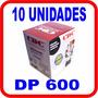 10 Unidades Fita Cdc Citizem Dp 600 Nylon Preto P- Bematech