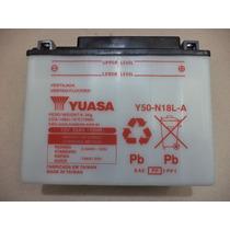 Bateria Yuasa Y50-n18l-a Honda Gold Wing / Harley / Kawasaki