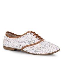 Sapato Oxford Conforto Feminino Beira Rio - Estampado