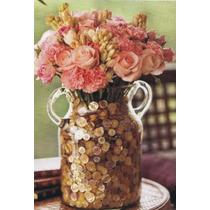Vasos Para Decoração Com Plantas E Artigos Artificiais