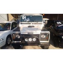 Land Rover Defender 90 2001 Td 2.5 4x4 Ar+direção Novíssima!