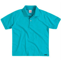 Camisa Polo Infantil Brandili Verde B31874.125
