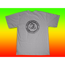 Camisa Camiseta Reggae Leão De Judá Com Bolso