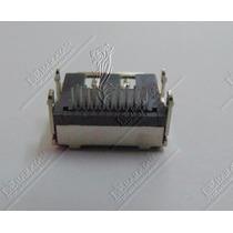 R$5,99 Conector Hdmi Femea Solda Placa Smd Bluray 014