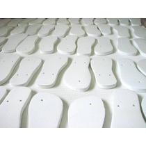 Chinelo Para Sublimação Resinados Kit C/ 40 Frete Gratis C10
