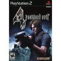 Patch Resident Evil 4 Português Ps2 Frete Gratis