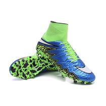 Chuteira Nike Fg Magista/mercurial Flyknit Original