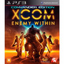 Xcom Enemy Within Commander Ed. - Ps3 - Lacrado Original